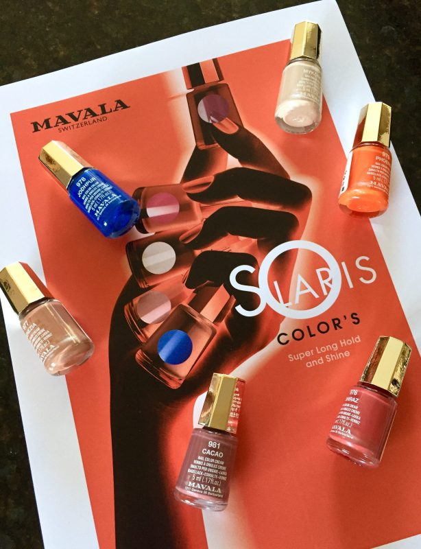 Mavala Solaris Collection Review