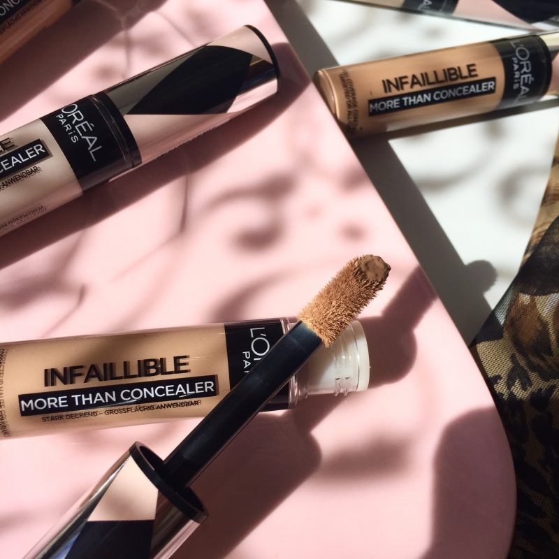 L'Oreal Infaillible Concealer Review