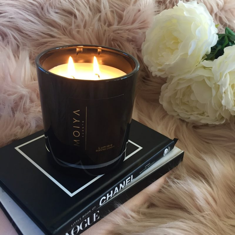 Moiya Scents Candle