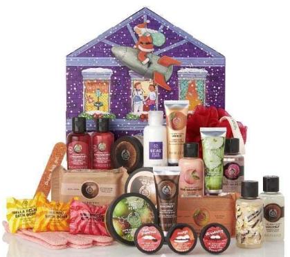 The Body Shop Beauty Advent Calendar