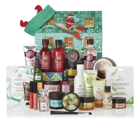 The Body Shop Ultimate Advent Calendar