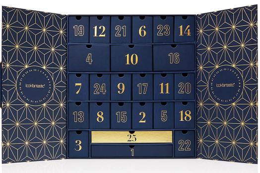 Look Fantastic Advent Calendar Review