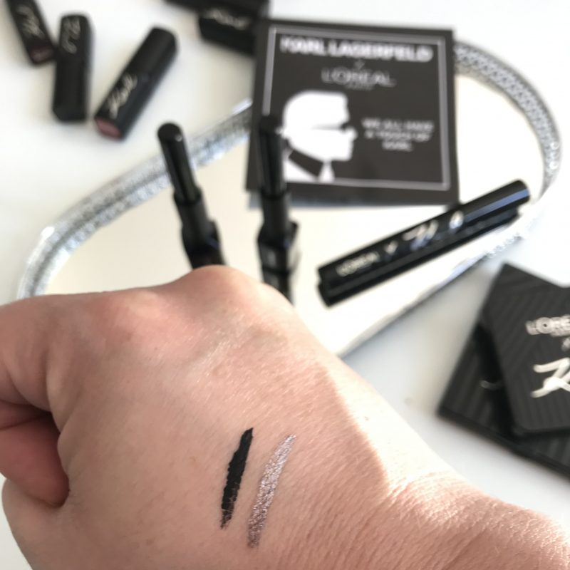 L'Oreal x Karl Lagerfeld Eyeliner Reviews