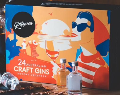 Best Gin Advent Calendar Australia 2020
