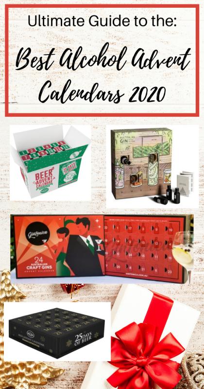 Best Alcohol Advent Calendars