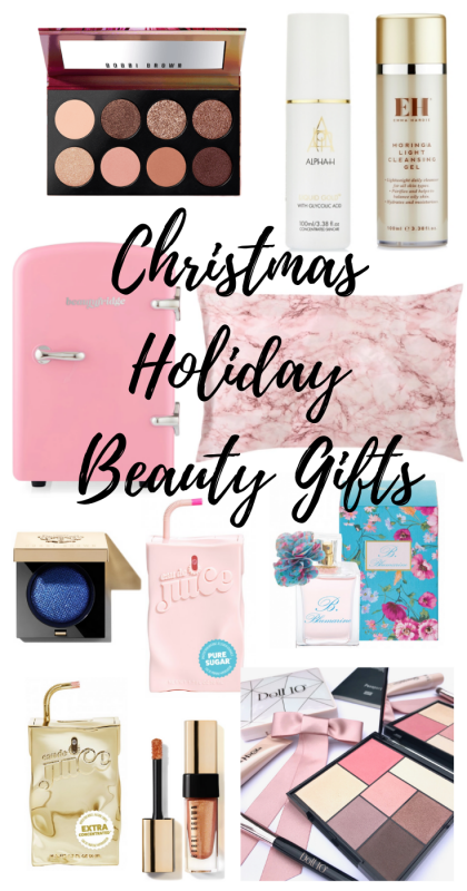 Christmas Holiday Beauty gifts