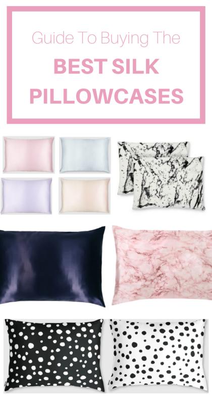 Best Silk Pillowcases Australia