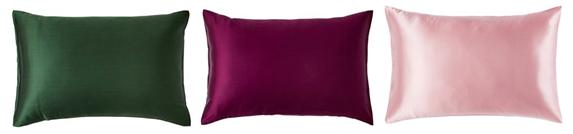Home Republic Silk Pillowcases