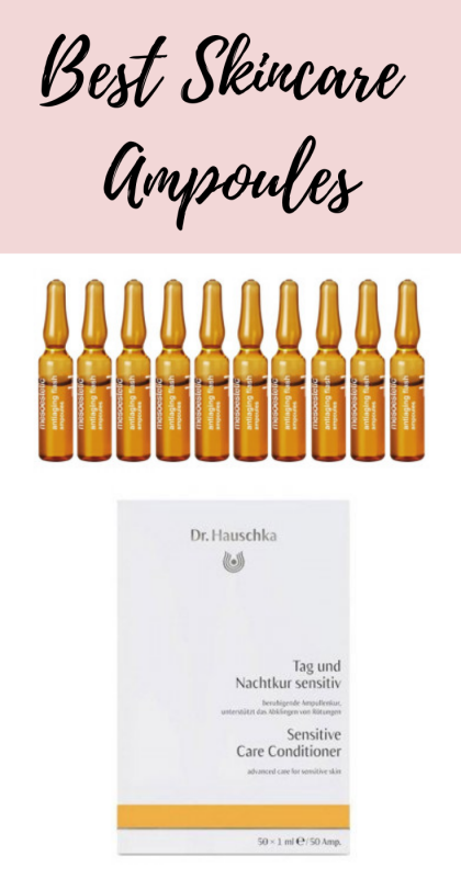 Best Skincare Ampoules