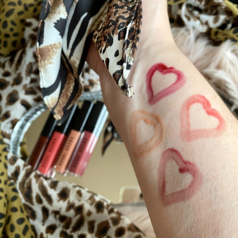 Bobbi Brown Crushed Oil-Infused Gloss Review & Swatches