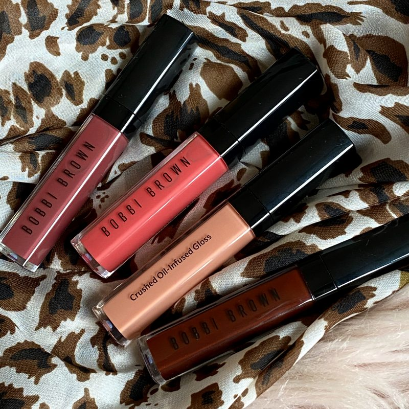 Bobbi Brown Crushed Oil-Infused Gloss Review