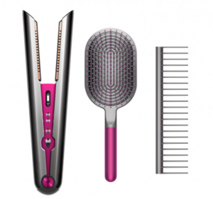 Dyson Corrale Straightener With Styling Set