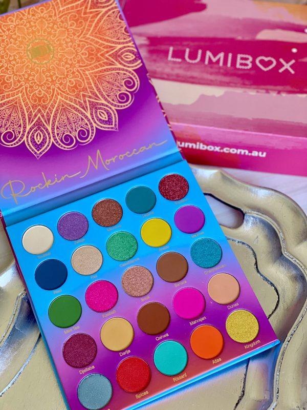 Lurella Cosmetics Rockin' Moroccan Palette
