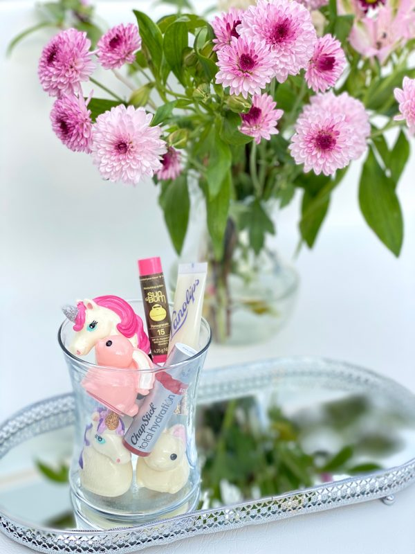 Uses For Empty Candle Jars - Lip Balm Storage