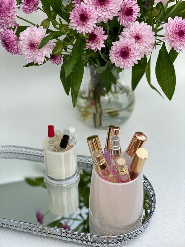 Empty Candle Jar Use - Roller Ball Fragrances & Sample Vials