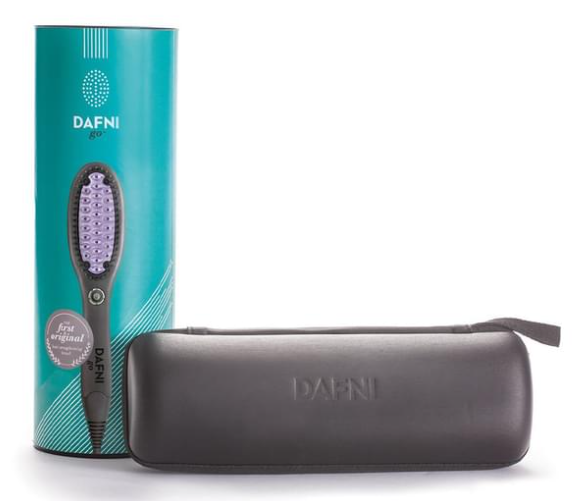 Dafni Go Hair Straightening Brush Review
