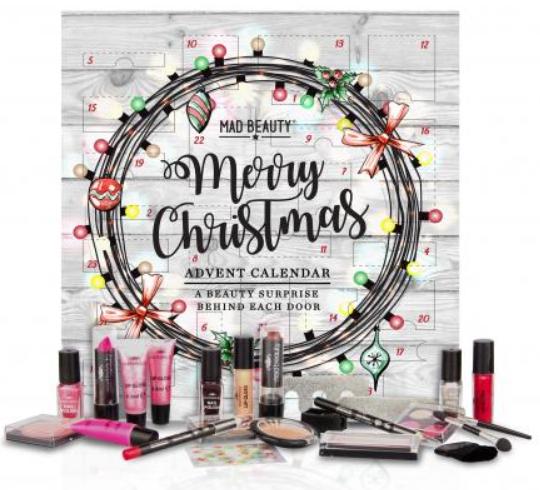 Mad Beauty Makeup Advent Calendar