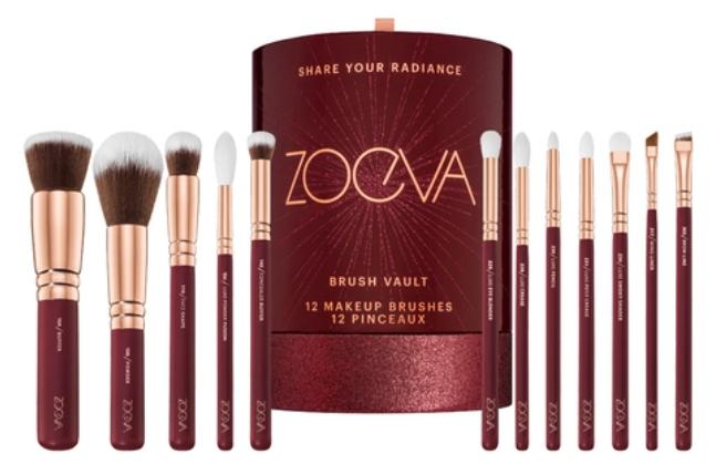 Zoeva Makeup Brush Advent Calendar