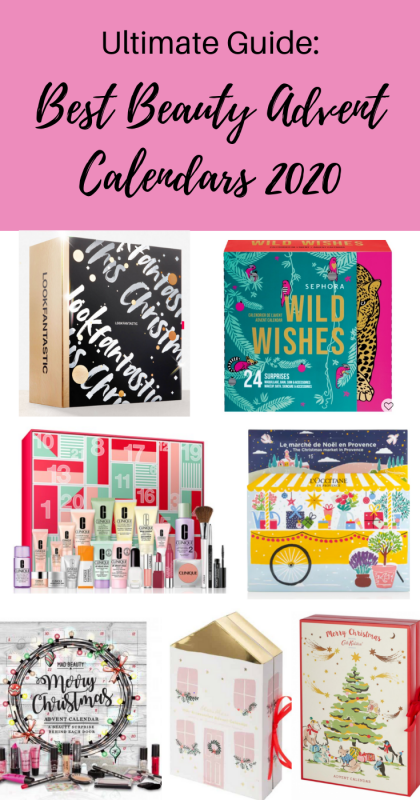 Best Beauty Advent Calendars Australia 2020