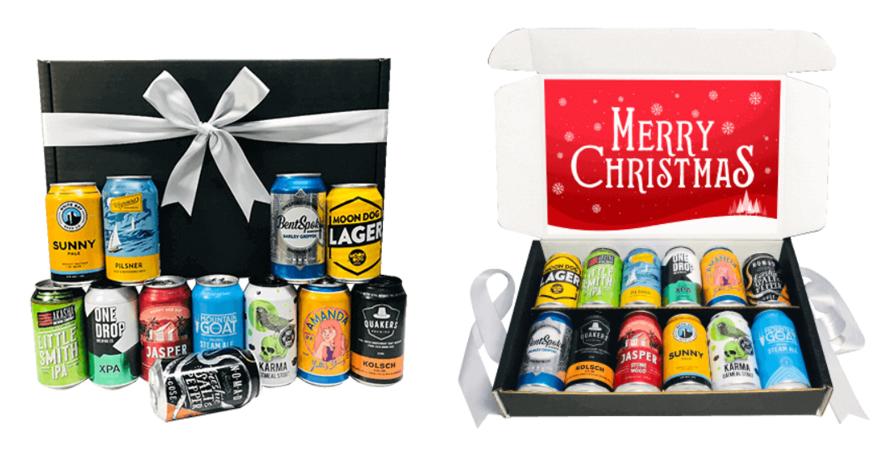 Christmas Craft Beer Box