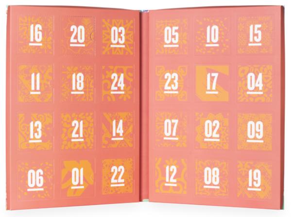 T2 World of Tea Advent Calendar (Loose Leaf)