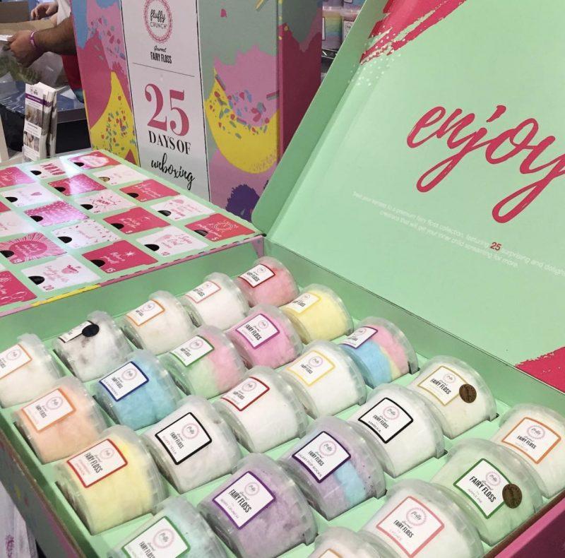 Fluffy Crunch - Best Fairy Floss Advent Calendar