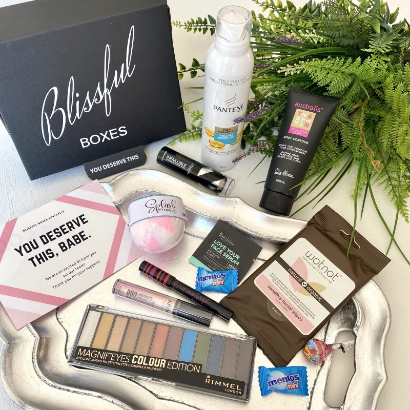 Blissful Boxes Subscription Box