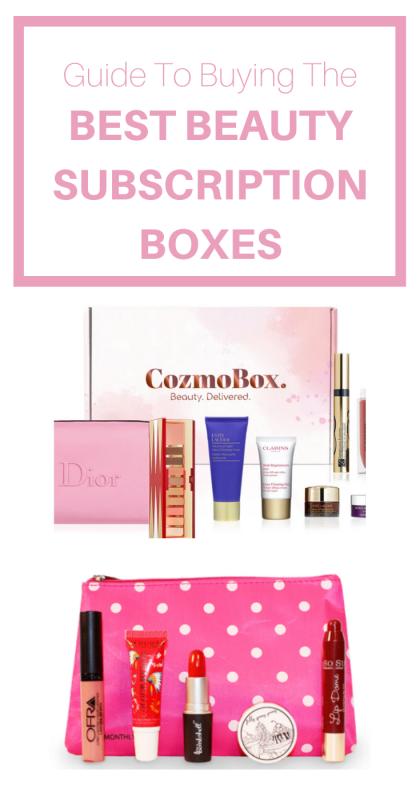 Best Beauty Subscription Boxes Australia