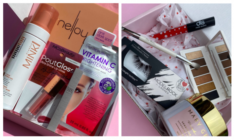 Previous Unknown Beauty Boxes