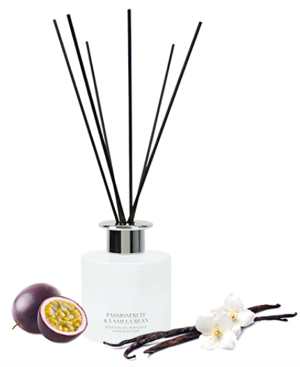 Canningvale Passionfruit & Vanilla Bean Reed Diffuser