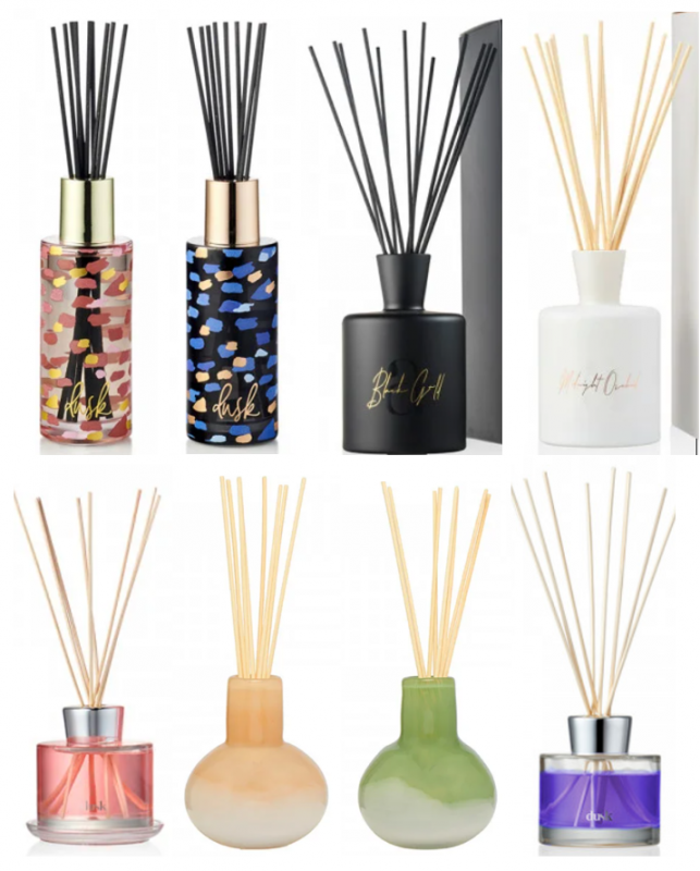 Dusk Reed Diffuser Selection